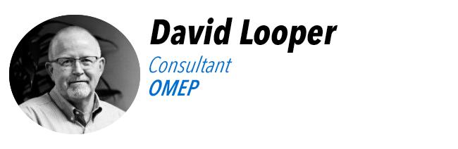 David Looper, Consultant at OMEP