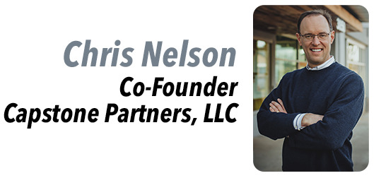 Chris Nelson, Co-Founder at Capstone Partners, LLC
