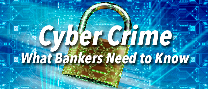 Cyber Crime: What Bankers Need to Know