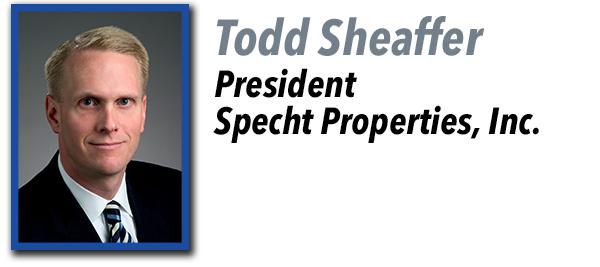 Todd Sheaffer, President at Specht Properties, Inc.