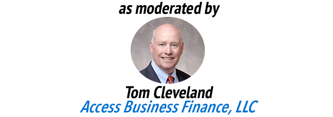 Moderated by Tom Cleveland